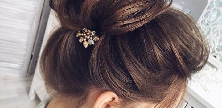 3 Simple Updos for Long Hair