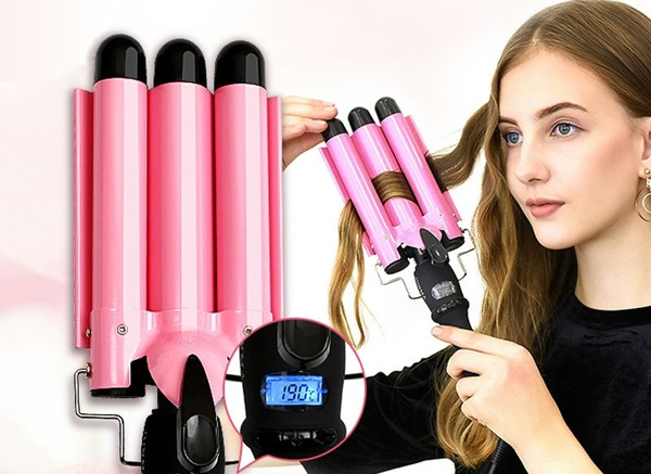 3 Barrel Curling Iron Hairstyles