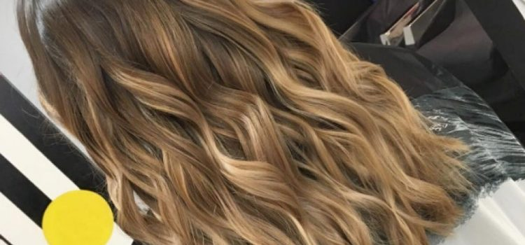 What Is the Best Balayage Colour For Light Brown Hair?